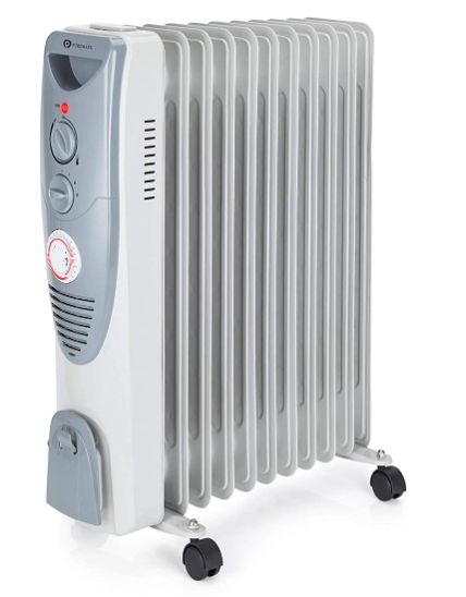 most economical oil filled radiator