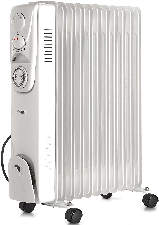 most economical oil filled radiator